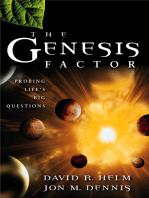 The Genesis Factor