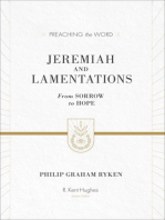 Jeremiah and Lamentations (Redesign)