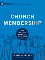 Church Membership