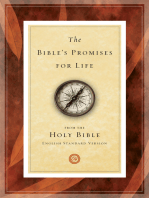 The Bible's Promises for Life (From the Holy Bible, English Standard Version)