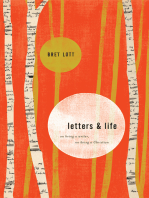 Letters and Life
