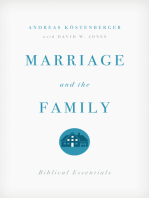Marriage and the Family