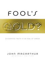 Fool's Gold?