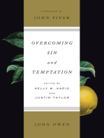 Overcoming Sin and Temptation (Foreword by John Piper)