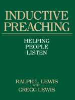Inductive Preaching