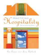 Practicing Hospitality