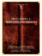 Proclaiming a Cross-Centered Theology (Contributors