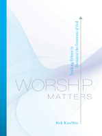 Worship Matters (Foreword by Paul Baloche)