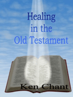 Healing In The Old Testament