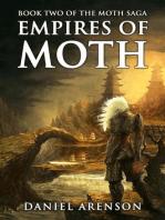 Empires of Moth (The Moth Saga, #2)