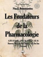 Les fondateurs de la Pharmacologie: A.I.M. Al-Ghafiki - A.M.A. Ibn-Al-Baïtar - A.H. Al-Dinawari - M.I.Z. Ar-Razi [Rhazès] - A.H. Ibn-Sina [Avicenne]