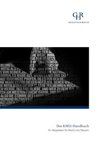 Das KMU-Handbuch: Ihr Wegweiser für Recht und Steuern