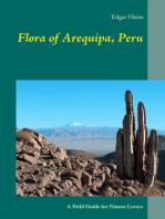 Flora of Arequipa, Peru: A Field Guide for Nature Lovers