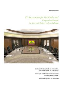 IT-Aussichten für Verbände und Organisationen: In den nächsten zehn Jahren