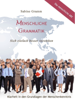 Menschliche Grammatik