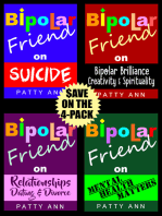 Bipolar Friend Series a 4-Book Bundled $avings Set