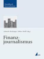 Finanzjournalismus