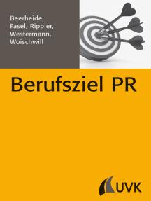 Berufsziel PR