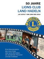 50 Jahre Lions Club Land Hadeln