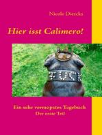 Hier isst Calimero!