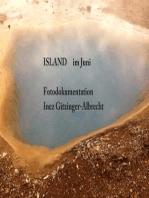 Island im Juni