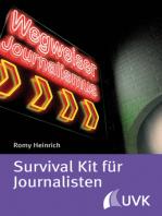 Survival Kit für Journalisten