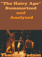 """The Hairy Ape"" Summarized and Analyzed"