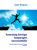 Learning foreign languages successfully