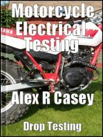 Motorcycle Electrical Testing