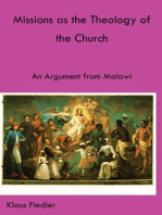 Missions as the Theology of the Church