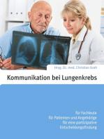Kommunikation bei Lungenkrebs