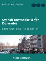 Svensk Bostadsbrist för Dummies