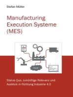 Manufacturing Execution Systeme (MES)