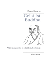 Geist ist Buddha