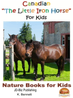 "Canadian ""The Little Iron Horse"" For Kids"