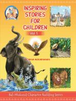 Inspiring Stories for Children, Vol 1