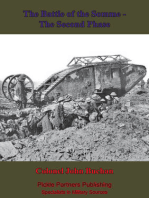The Battle Of The Somme –The Second Phase. [Illustrated Edition]