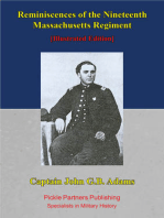 Reminiscences Of The Nineteenth Massachusetts Regiment. [Illustrated Edition]
