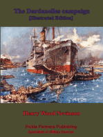 The Dardanelles Campaign [Illustrated Edition]