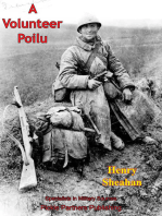 A Volunteer Poilu [Illustrated Edition]