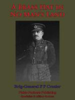 A Brass Hat In No Man's Land