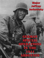 German Special Operations In The 1944 Ardennes Offensive