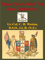 Three Years With The New Zealanders [Illustrated Edition]