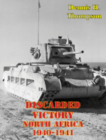 Discarded Victory - North Africa, 1940-1941