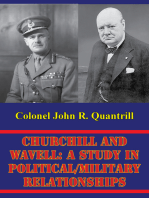 Churchill And Wavell