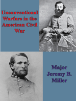 Unconventional Warfare In The American Civil War