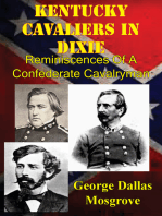 Kentucky Cavaliers In Dixie; Reminiscences Of A Confederate Cavalryman [Illustrated Edition]