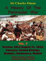 A History of the Peninsular War, Volume V