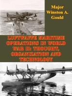 Luftwaffe Maritime Operations In World War II