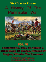 A History of the Peninsular War, Volume VI